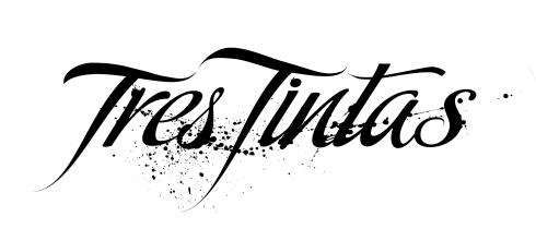 Tres Tintas logo